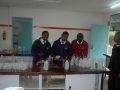 In lab